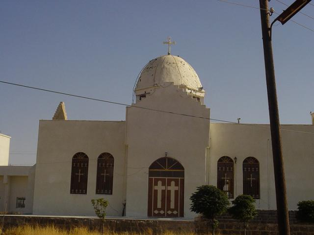 St. George Church in Jbeh