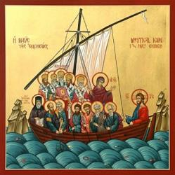 The Church with Christ at the Helm