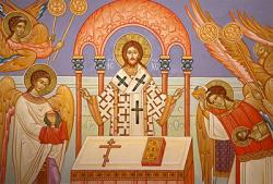 The Sublime Dignity of the Priesthood is that it is the icon of the Priesthood of Christ