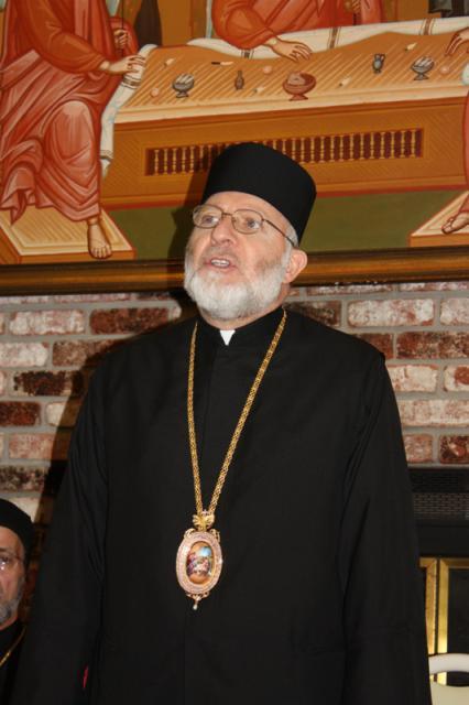 His Grace Bishop Joseph