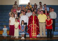 Faithful of Holy Apostles Mission + Bowling Green, KY