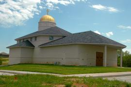 Holy Ascension Church + Norman, OK