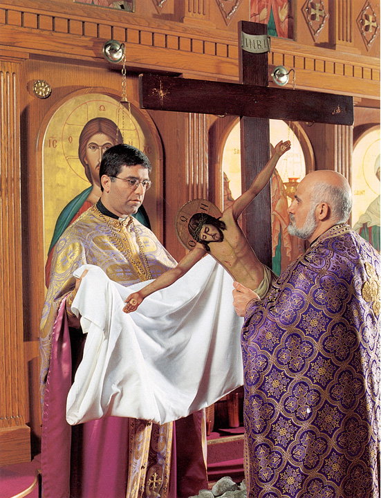 Teaching Pics: Holy Friday Vespers