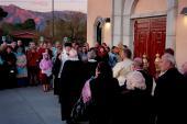 Opening the Doors of Holy Resurrection Church + Tucson, AZ