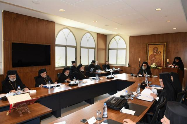 Holy Synod July 2014