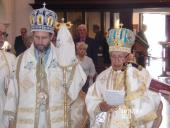 Metropolitan Silouan and Bishop Antoun