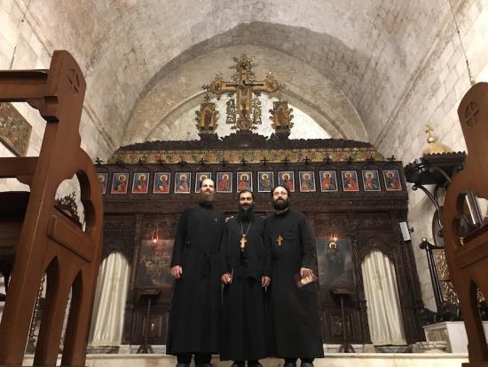 Fr. Noah Bushelli visits the Archdiocese of Tripoli, Lebanon