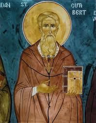 St. Cuthbert, Wonderworker of Britain