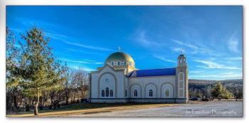 St. Mary Antiochian Orthodox Church, Hunt Valley, MD: Sept. 8, 2015