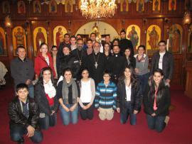 Group photo of Fr. Joseph Purpura's Halifax workshop