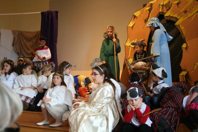 Christmas Pageant: St. John Chrysostom Orthodox Church, York, PA