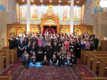 New England Diocese Retreat, 2014