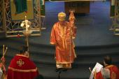 Metropolitan Philip on Palm Sunday, 2011