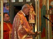 Metropolitan Philip on Palm Sunday, 2011