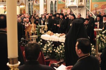 March 28 Memorial Services for Metropolitan Philip 1
