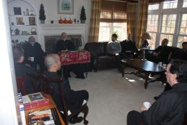 Diocese of Worcester, Clergy Retreat, November 2013