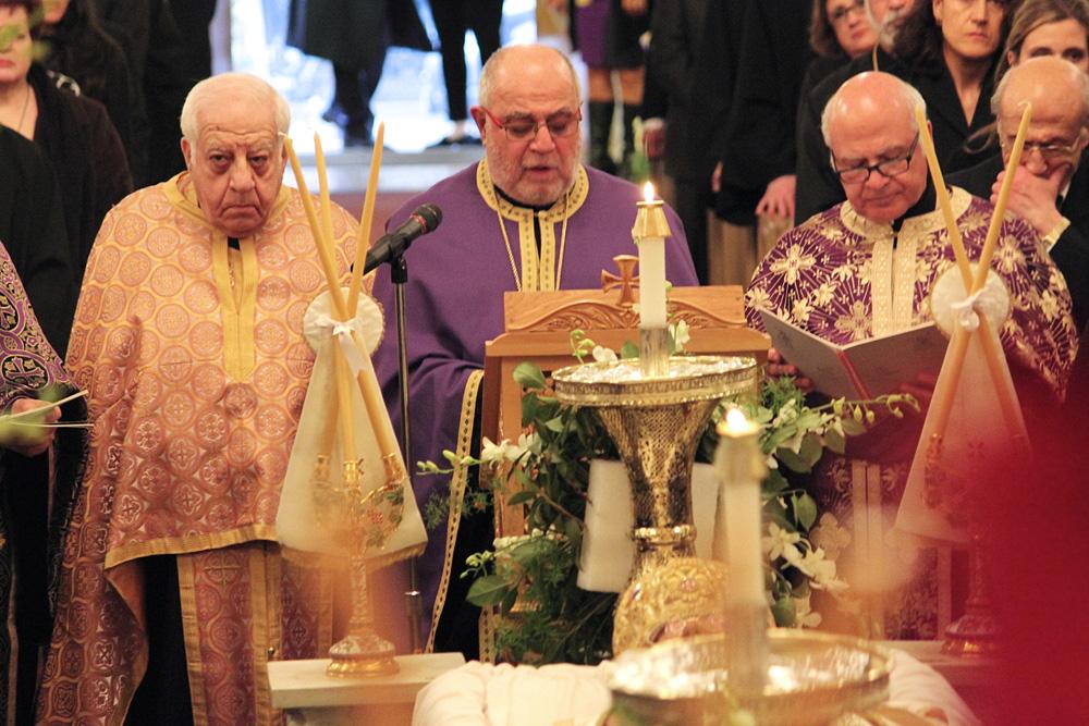 March 28 Memorial Services for Metropolitan Philip 4
