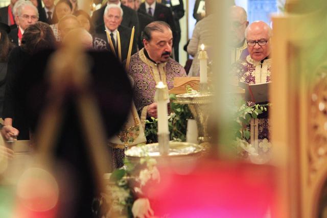 March 28 Memorial Services for Metropolitan Philip 6