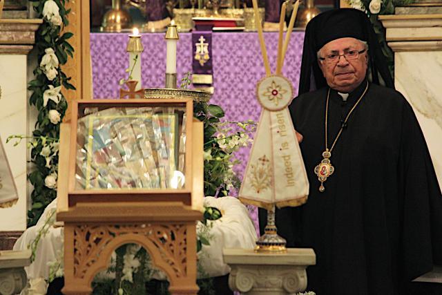 March 28 Memorial Services for Metropolitan Philip 8