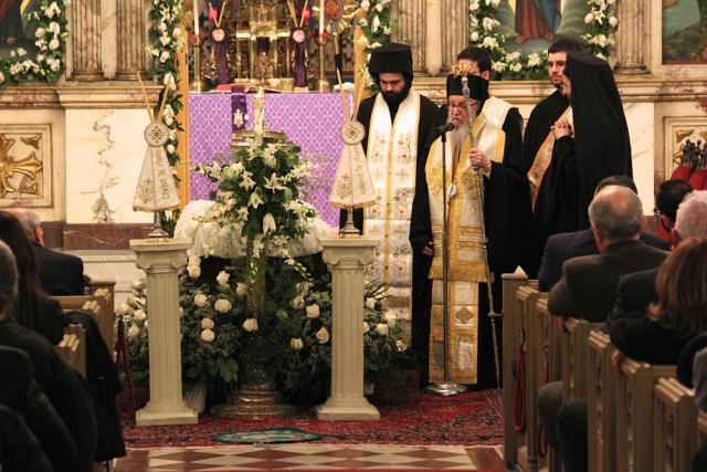March 28 Memorial Services for Metropolitan Philip 9