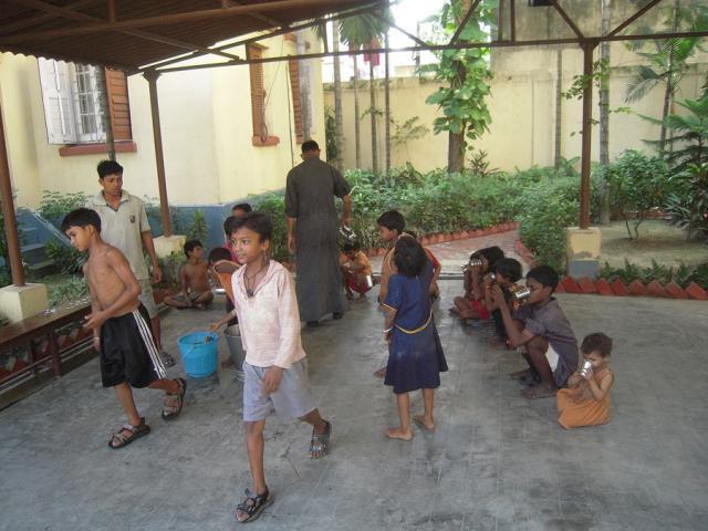 Fr. Don Hock Visits India