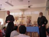 Fr. Don Hock Visits India