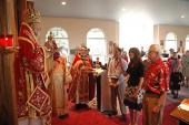 Order Induction + St. Andrew Church, Arlington, WA