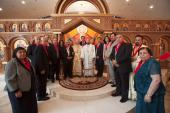 Order Inductions at St. James Church + Poughkeepsie, NY