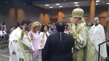 Installation of Diocesan Ministry Council