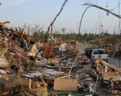 Tornado Damage in Alabama