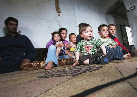 IOCC Responds to Urgent Needs of Syrian Families