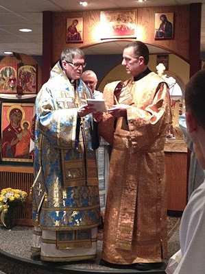 James Akin Ordained to Holy Deaconate