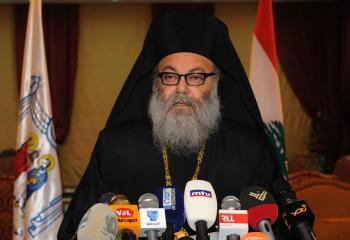 Patriarch John X Dec 2013