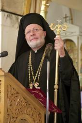 Metropolitan Joseph Enthronement Speech