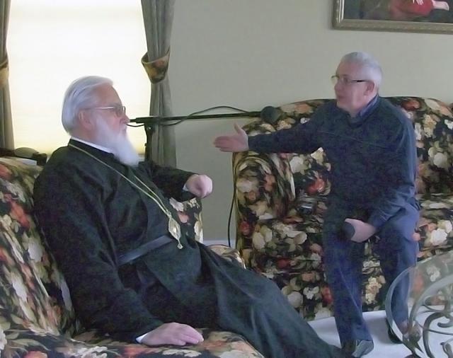 AFR Interviews Metropolitan Kallistos Ware