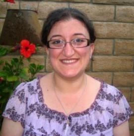 Katrina Bitar, Program Director for YES