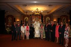 Order Inductions at 2012 Diocese of LA Parish Life Conference