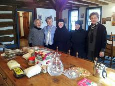 Visit from the Ladies of St. Paul Church in Emmaus, PA