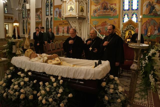 March 26 Memorial Services for Metropolitan Philip 2