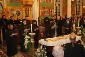 March 26 Memorial Services for Metropolitan Philip 3