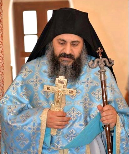 Archimandrite Jonah Suri, Bkeftine Monastery of Our Lady in the Archdiocese of Tripoli, Lebanon