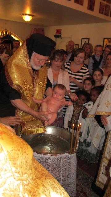 Metropolitan Joseph Visits St. Ignatius Church + Twin Falls, ID