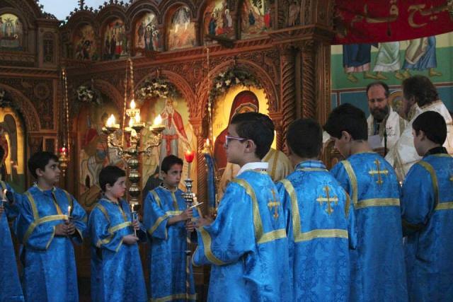 Metropolitan Silouan Visits St. Elias Cathedral + Ottawa, ON