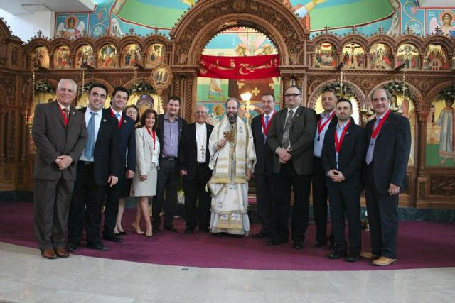 Metropolitan Silouan Visits St. Elias Cathedral + Ottawa, ON