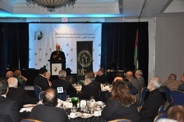 Metropolitan Joseph Keynote Address to the 18th International Conference of the Holy Land Christian Ecumenical Foundation (HCEF)