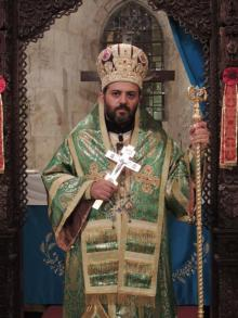 His Grace Bishop Ignacio (Semaan)