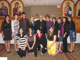 Metropolitan Philip With SOYO Teens, Toledo PLC, 2011