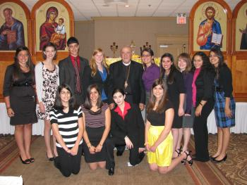Metropolitan Philip With SOYO Teens, Midwest PLC, 2011