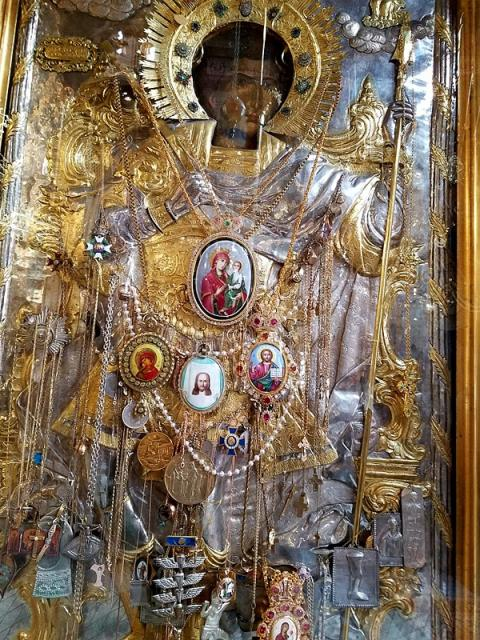 Miracle Working Icon of St. George