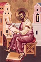 The Holy Apostle and Evangelist Luke
